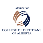College of Dietitians of Alberta Logo